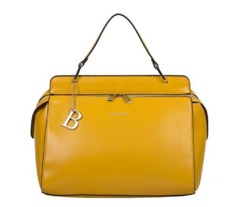 BULAGGI  Yellow Handbag Kayla